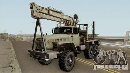 Урал 43204 Лесовоз для GTA San Andreas