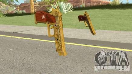 Hawk And Little Pistol (Luxury Finish) V1 GTA V для GTA San Andreas