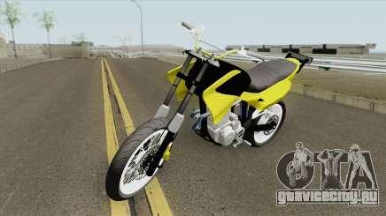 Honda Falcon X400CC Stunt для GTA San Andreas