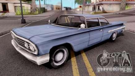 Voodoo GTA VC для GTA San Andreas