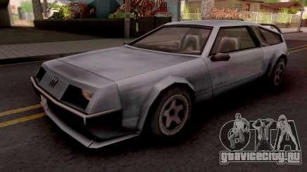 Deluxo GTA VC для GTA San Andreas