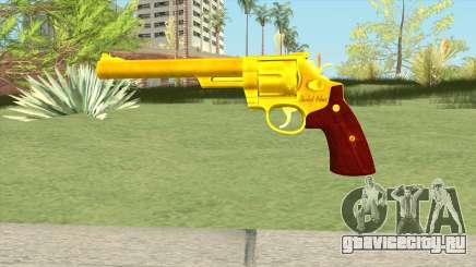 Golden Revolver для GTA San Andreas