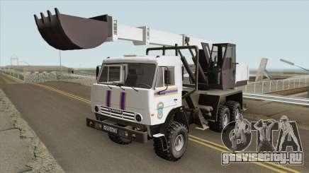 КамАЗ-55111 для GTA San Andreas