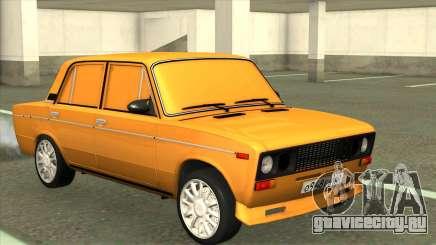 ВАЗ 2106 ШохерИзРая для GTA San Andreas