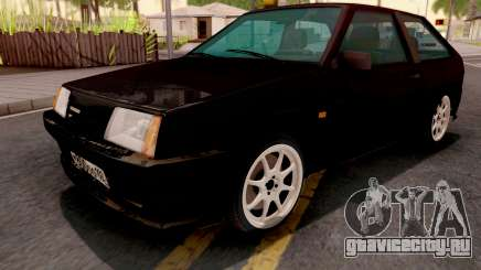 ВАЗ-2108 black для GTA San Andreas