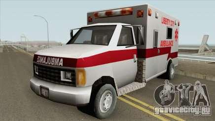 Ambulance GTA III для GTA San Andreas