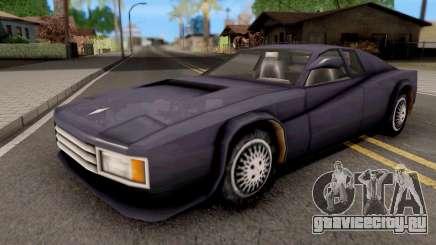 Cheetah GTA VC для GTA San Andreas