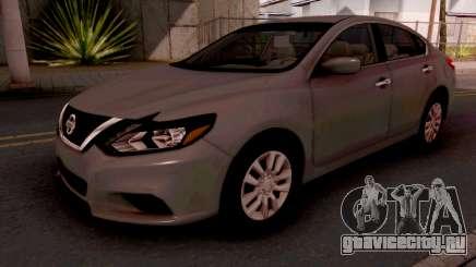 Nissan Altima 2017 для GTA San Andreas
