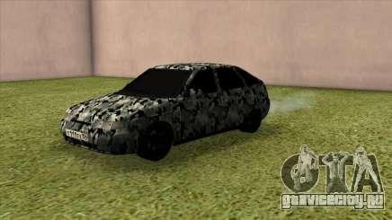 ВАЗ 2112 Камуфляж для GTA San Andreas
