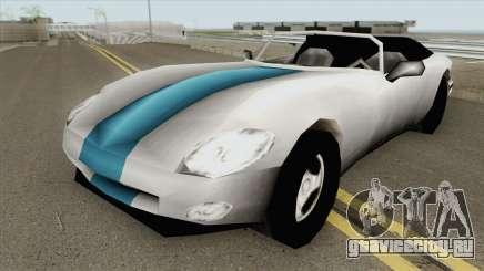 Banshee GTA III для GTA San Andreas