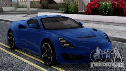 Saleen S1 2018 для GTA San Andreas