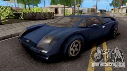 Infernus GTA VC для GTA San Andreas