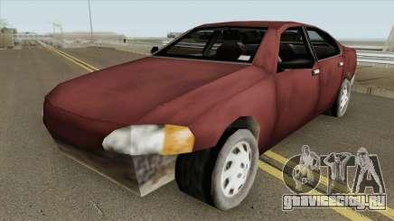 FBI Car GTA III для GTA San Andreas