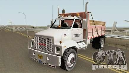 GMC Topkick MQ для GTA San Andreas