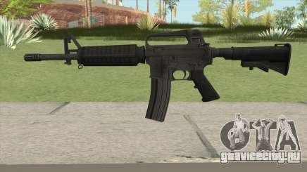 M4 V3 HQ для GTA San Andreas