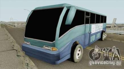 Coach GTA III LQ для GTA San Andreas