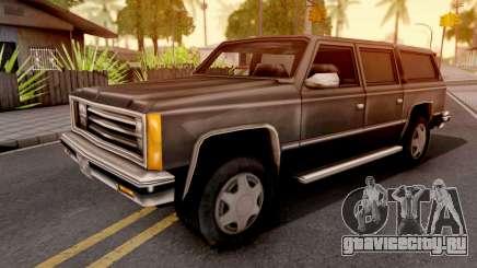 FBI Rancher GTA VC для GTA San Andreas