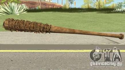 TWD Negan Weapon для GTA San Andreas
