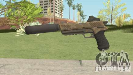 Silenced Pistol (Fortnite) для GTA San Andreas