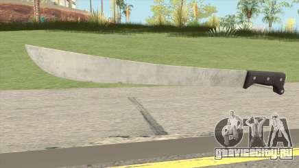 PAYDAY 2 El Verdugo для GTA San Andreas
