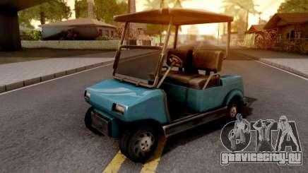 Caddy GTA VC для GTA San Andreas