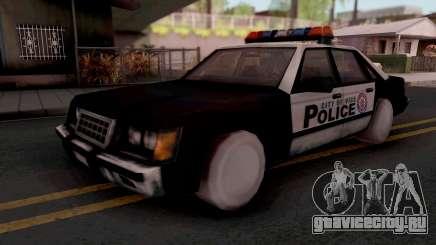 Police Car GTA VC для GTA San Andreas