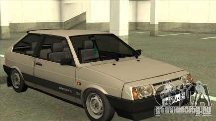 ВАЗ 2108 Короткокрылый Сток для GTA San Andreas