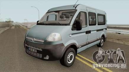 Opel Movano (Short Kombi V1) для GTA San Andreas