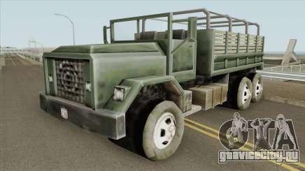 Barracks OL GTA III для GTA San Andreas