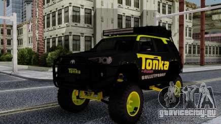 Tonka Truck 43 для GTA San Andreas