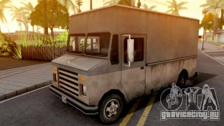 Boxville GTA VC для GTA San Andreas