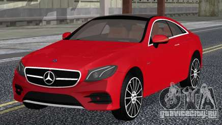 Mercedes-Benz E400 W213 Coupe для GTA San Andreas