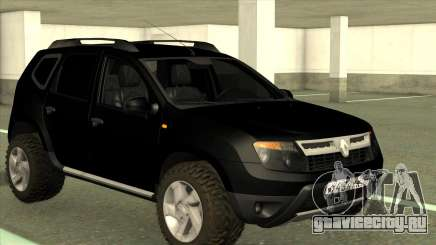 Renault Duster Soft Offroad для GTA San Andreas