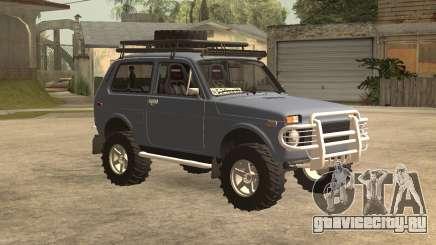 ВАЗ 2121 Off-road для GTA San Andreas