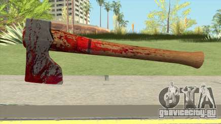 Hatchet (The Bloodiest) GTA V для GTA San Andreas
