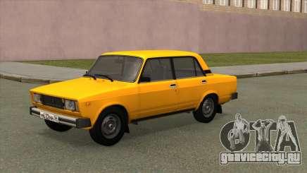 ВАЗ 2105 Сток для GTA San Andreas