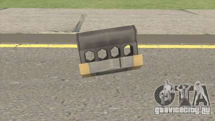 Galvaknuckles для GTA San Andreas