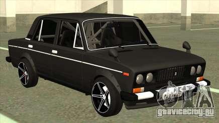 VAZ 2106 Drift для GTA San Andreas
