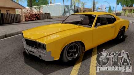 Declasse Sabre GTA 5 для GTA San Andreas