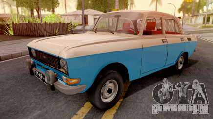 Москвич 2140 Sedan для GTA San Andreas