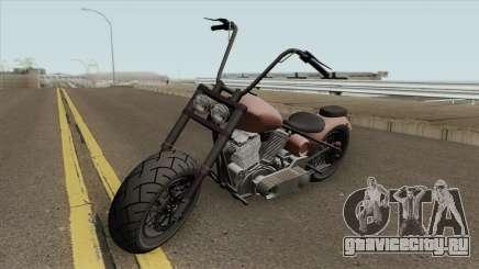 Zombie Estilo GTA TLaD для GTA San Andreas