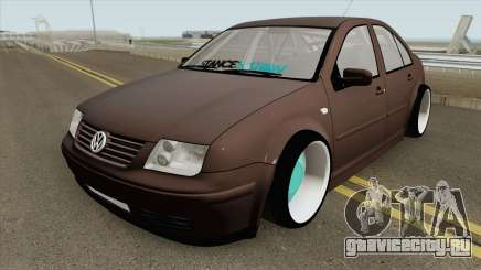 Volkswagen Bora Stance HQ для GTA San Andreas