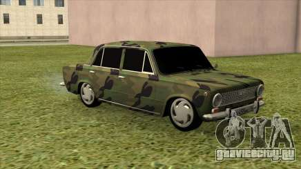 ВАЗ 2101 Камуфляж для GTA San Andreas