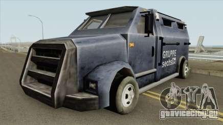 Securicar GTA III для GTA San Andreas