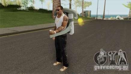 Jetpack HQ для GTA San Andreas