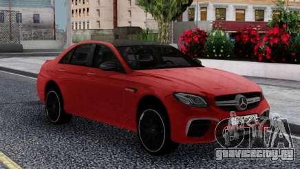 Mercedes-Benz E63s FIX для GTA San Andreas