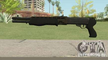 Combat Shotgun HQ для GTA San Andreas