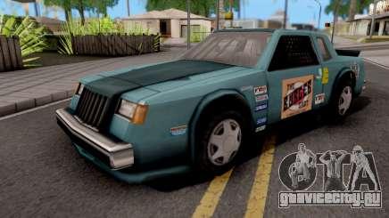 Hotring Racer B GTA VC для GTA San Andreas