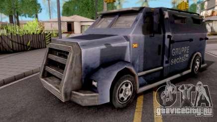 Securicar GTA VC для GTA San Andreas
