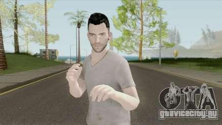 Adam Levine Skin для GTA San Andreas